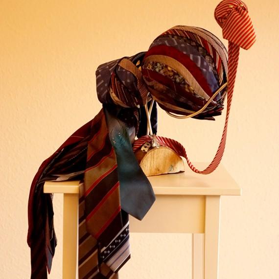 Krawattenvogel